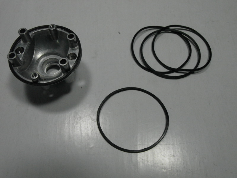 new o-ring plastic washer
