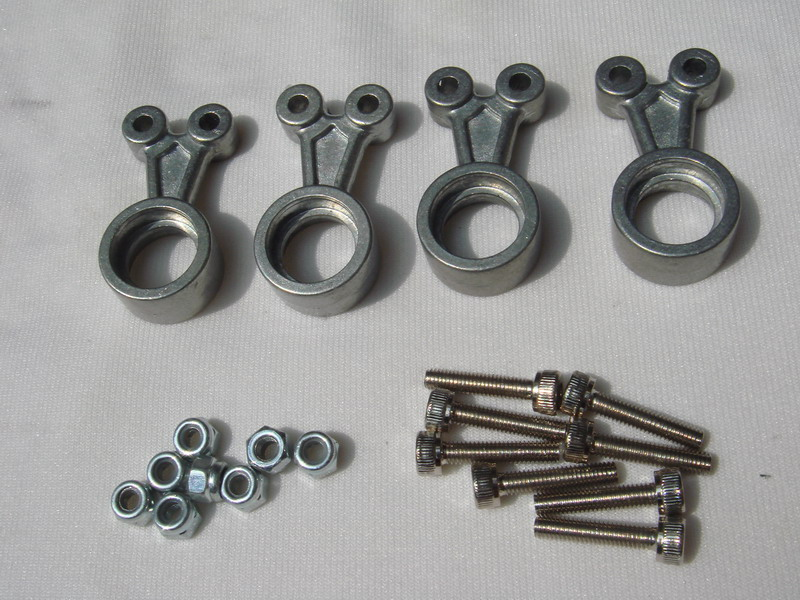 Stabilizer rod hold set