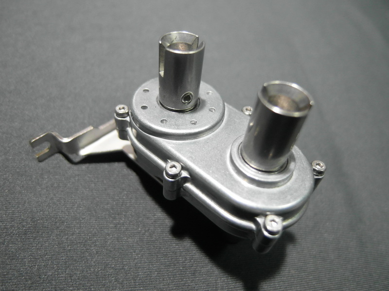 Middle transfer case (1:1)
